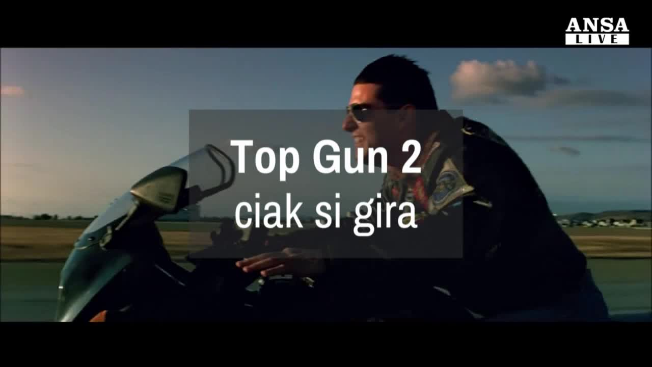 Maverick torna a volare, Top Gun 2 si fara'