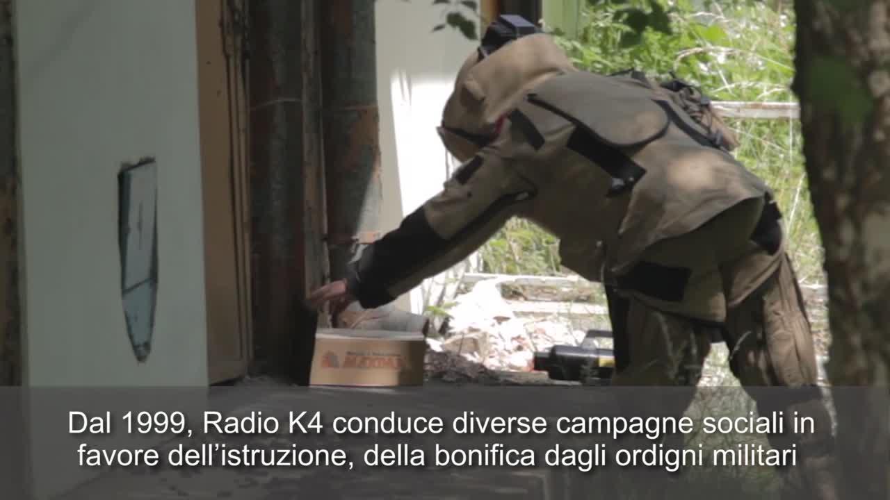 Radio K4 celebra i venti anni di trasmissioni